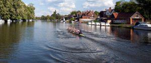 Rowing in Berkshire