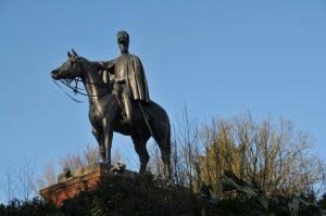 Aldershot Wellington Statue - Cornerstone Wills