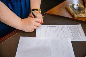 signing an LPA